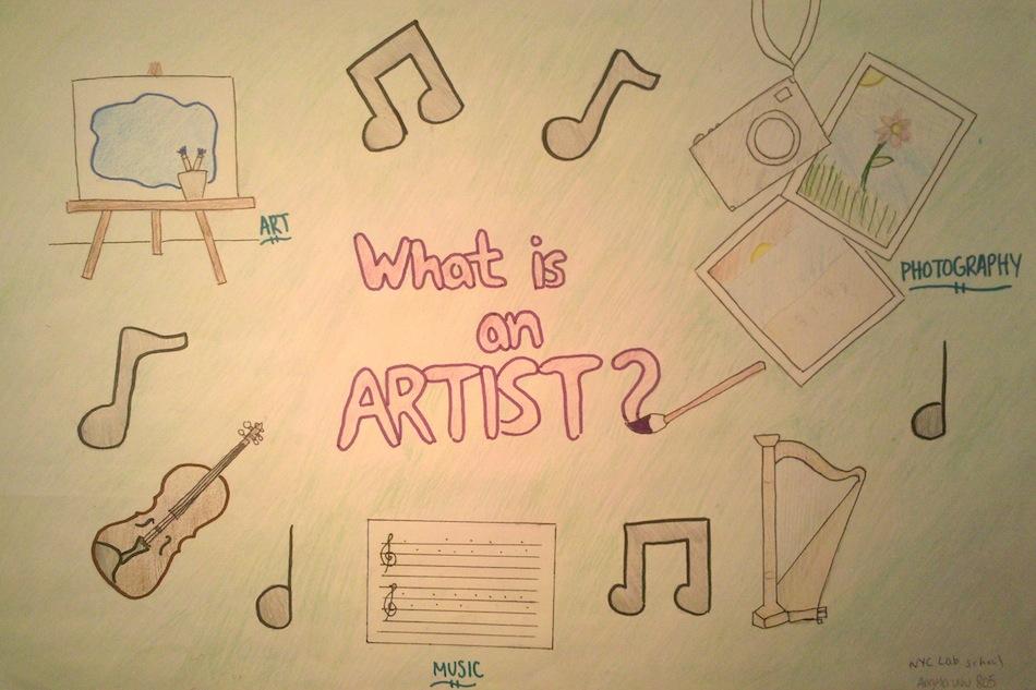 Artist: Photography, Music, Art