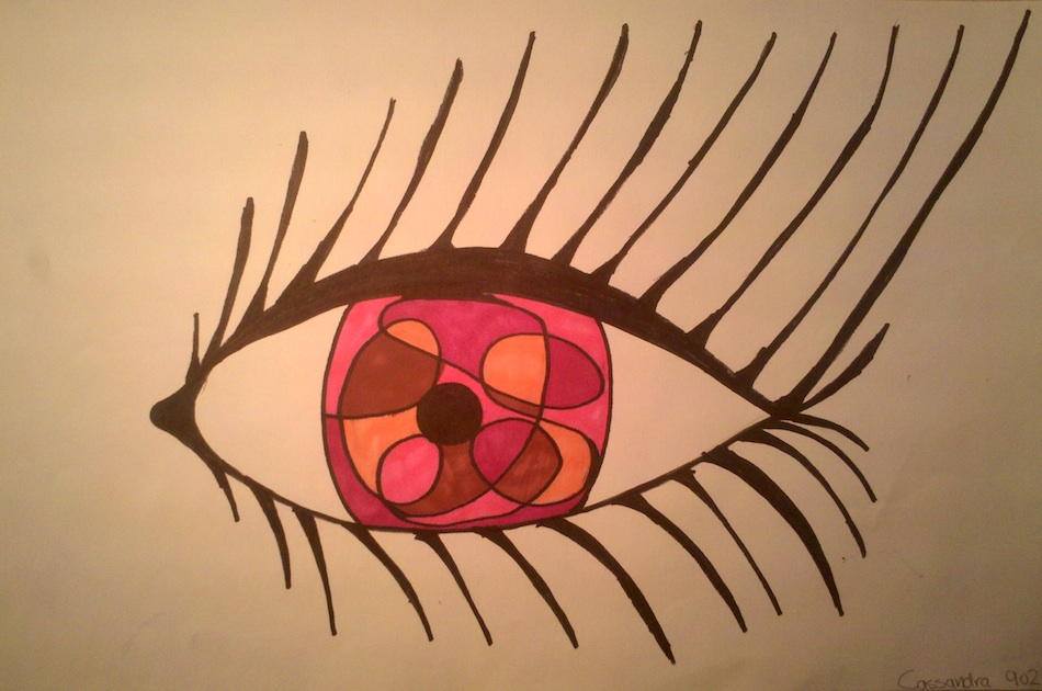 Eye and Lashes