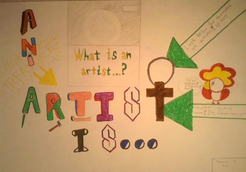 Artist: Arrows and Symbols