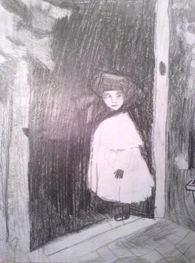 Child in Doorway